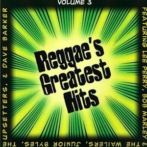 Reggae's Greatest Hits Vol 3 album cover