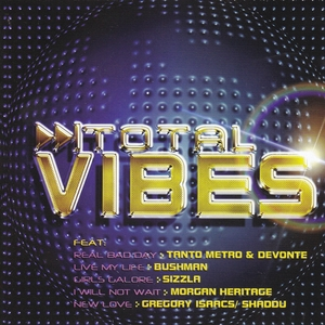 Total Vibes Volume 1 album cover