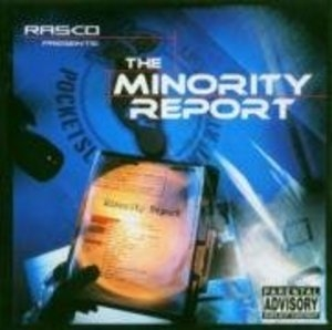 The Minority Report album cover