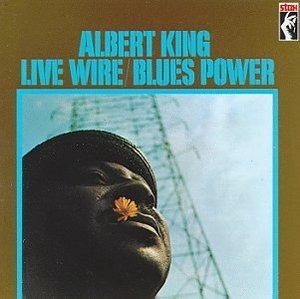 Live Wire-Blues Power album cover
