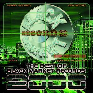Best Of Black Market Records 2000 album cover