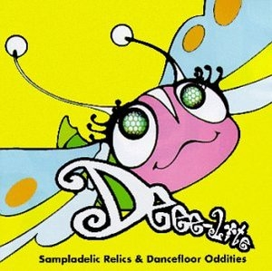 Sampladelic Relics And Dancefloor Oddities album cover