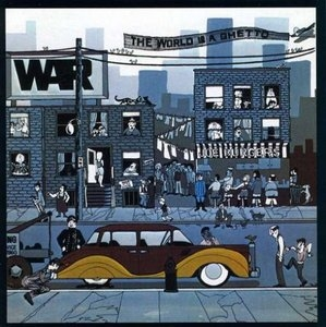 The World Is A Ghetto album cover