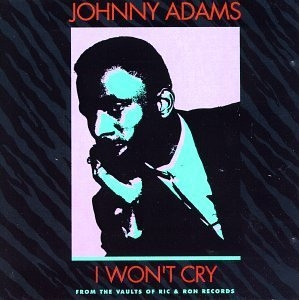 I Won't Cry album cover