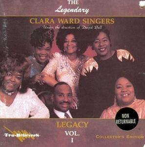 Legacy Vol.1 album cover