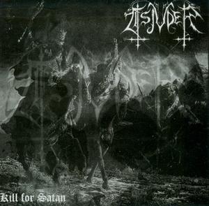 Kill For Satan album cover