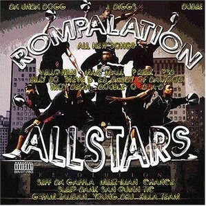 Rompalation All Stars album cover