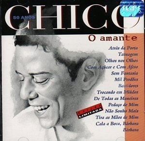 50 Anos: O Amante album cover
