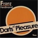 Darts Of Pleasure EP album cover