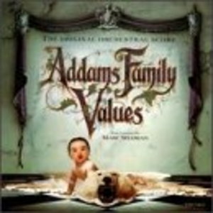 Addams Family Values (The Original Orchestral Score) album cover