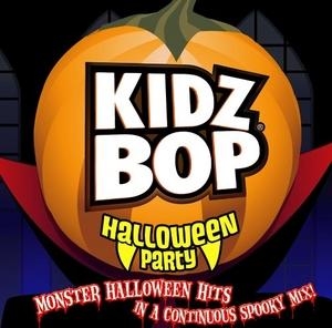 Kidz Bop: Halloween Party album cover