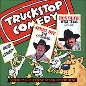 Truckstop Comedy album cover
