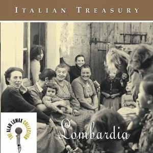 Italian Treasury: Lombardia album cover