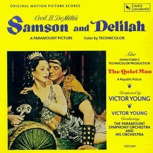 Samson And Delilah~ The Quiet Man album cover