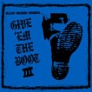 Hellcat Records Presents...Hellcat Records Presents...Give 'Em The Boot III album cover