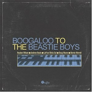 Boogaloo To The Beastie Boys album cover