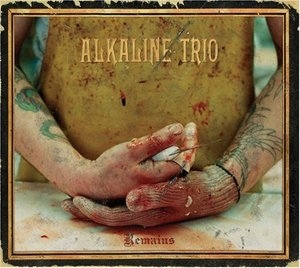 Remains album cover