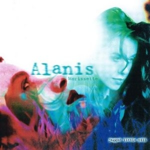 Jagged Little Pill album cover