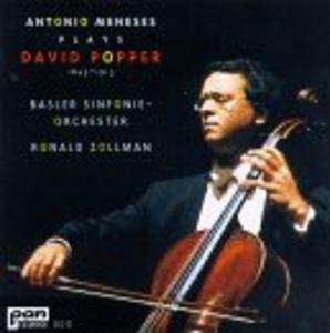 Antonio Meneses Plays David Popper album cover