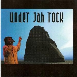 Under Jah Rock album cover