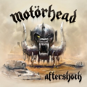 Aftershock album cover