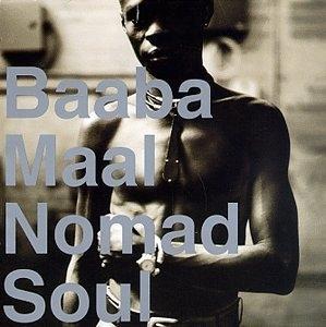 Nomad Soul album cover