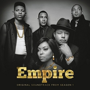 Empire (Original Soundtrack From Season 1) album cover