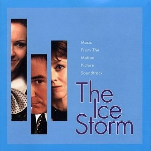 The Ice Storm: Music from the Motion Picture Soundtrack album cover