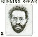 Burning Spear album cover