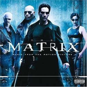 The Matrix: Music From The Motion Picture album cover