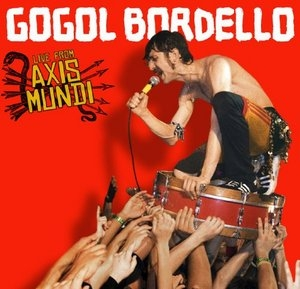 Live From Axis Mundi album cover