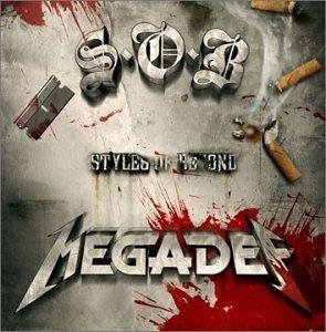 Megadef album cover