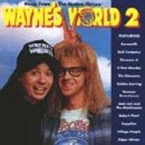 Wayne's World 2: Original Motion Picture... album cover