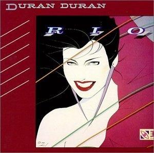 Rio album cover