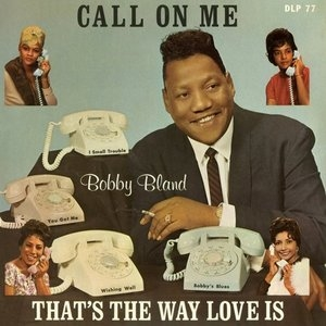 Call On Me~ That's The Way Love Is album cover