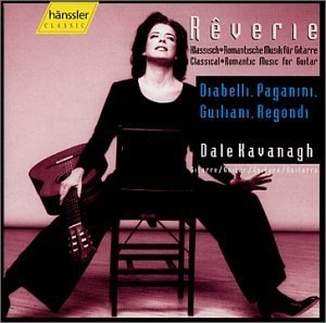Rêverie: Classical And Romantic Music For Guitar album cover