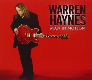 Man In Motion album cover