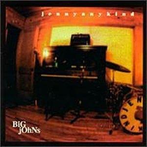 Big John's album cover
