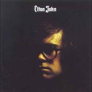 Elton John album cover