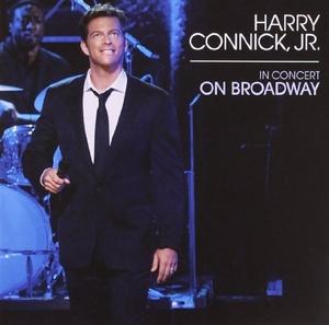 In Concert On Broadway album cover