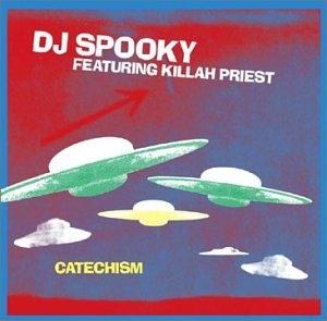Catechism album cover