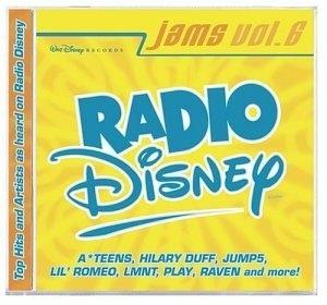 Radio Disney Jams Vol.6 album cover