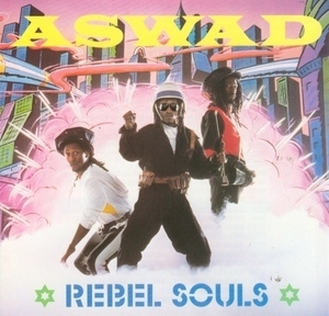 Rebel Souls album cover