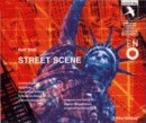 Street Scene (1989 English National Opera Cast)  album cover
