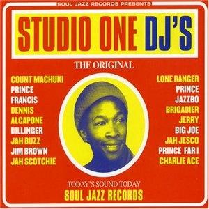 Studio One DJ's album cover