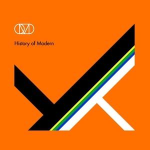 History Of Modern album cover