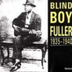 Blind Boy Fuller, 1935-1940 album cover