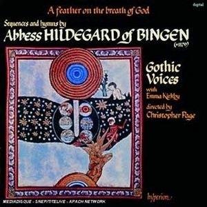 Hildegard Von Bingen: A Feather On The Breath Of God album cover