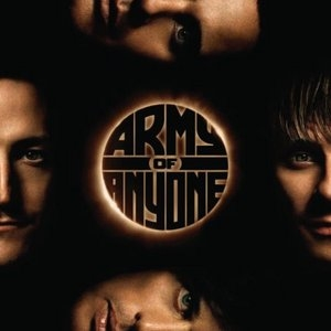 Army Of Anyone album cover