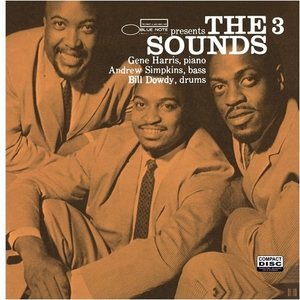 Introducing The Three Sounds album cover
